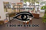 Dr. John W. Elman – Optometrist